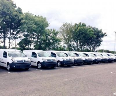 kangoo fleet complete