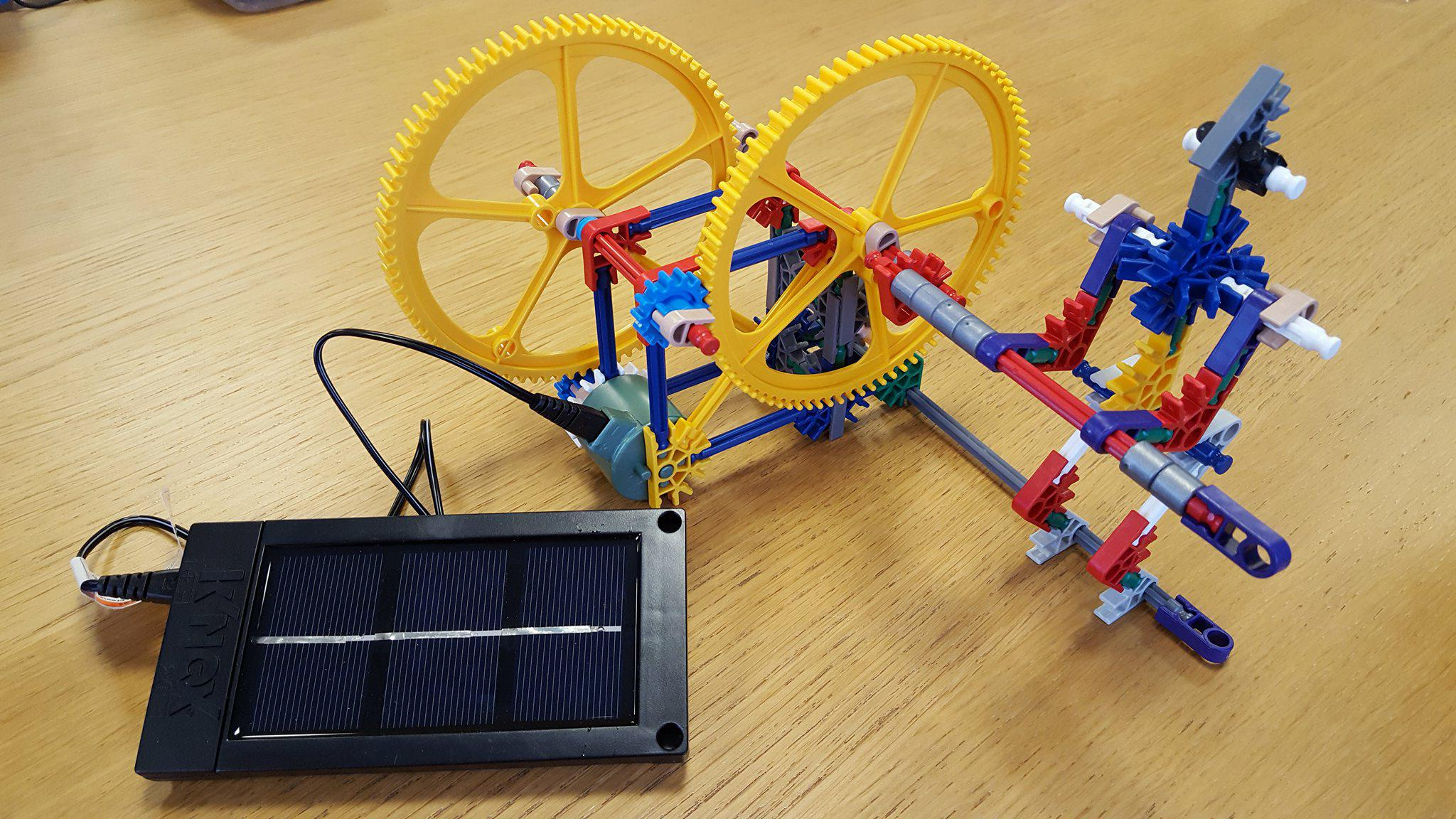 Solar KNEX Kit