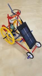 Solar K'nex Car