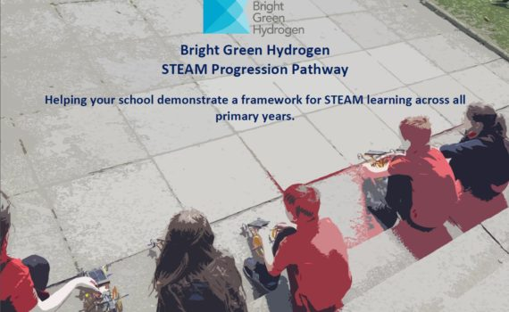 STEAM Progression Pathway front cover